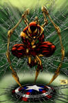 Iron Spider-Man by Ronron84