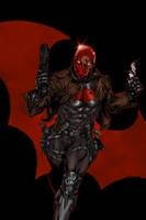 Red Hood by Ronron84