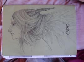 Book Doodle by Uralowa