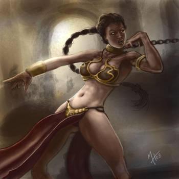 Princess Leia by Howietzer