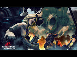Gears of War by Howietzer