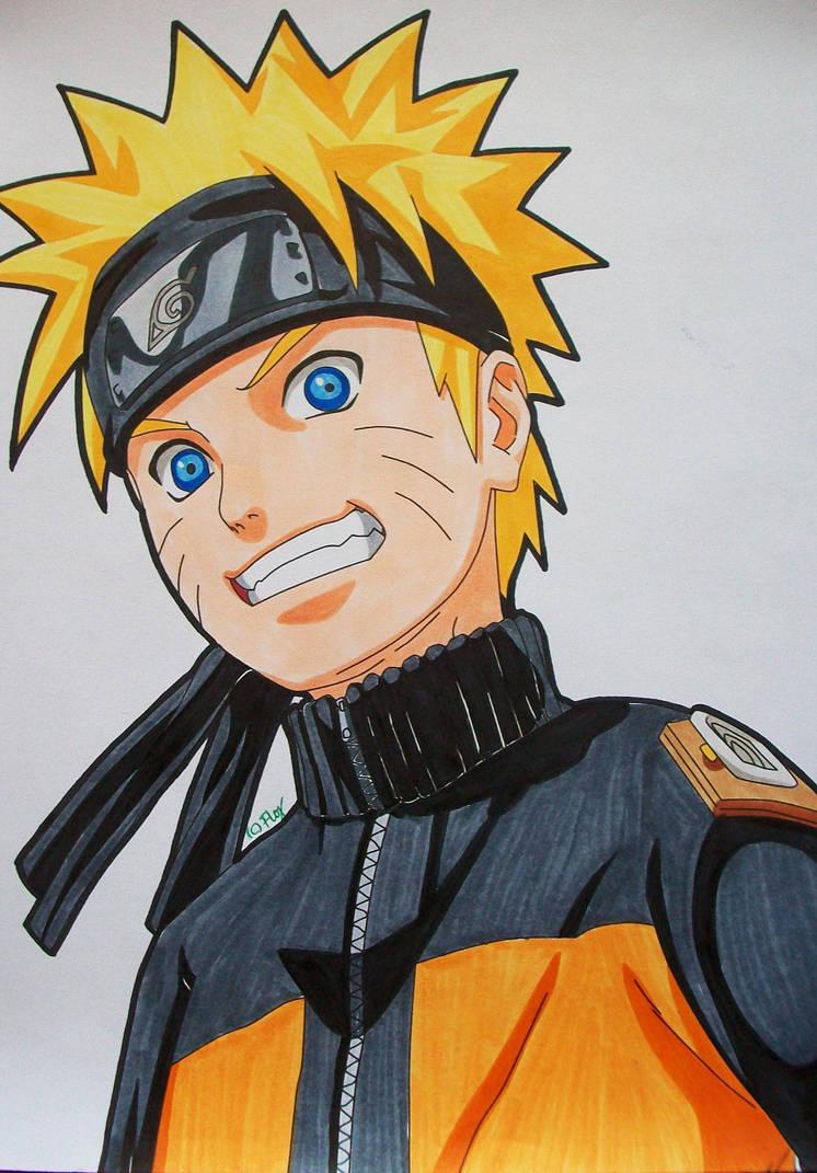 Its Naruto Uzumaki Believe It By Sakakithemastermind