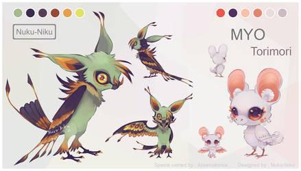 MYO : Torimori by Nuku-Niku