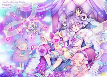 LP Contest : Prince ROY by Nuku-Niku
