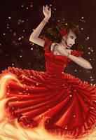 . Dance of Passion . by Jenziz