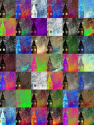 42 Shades of Big Ben by kittykat999
