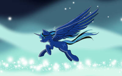 Runing through the Dream Scape by NorthernStar88
