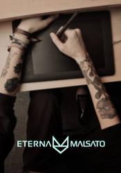 Eterna Malsato by FoxInShadow