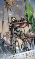 Lt Custard by FoxInShadow
