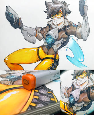 Tracer (90/366) by FoxInShadow