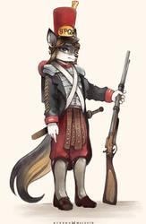 elite Varangian guard by FoxInShadow