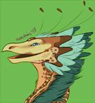 Dragon Ava by NakodileKiria