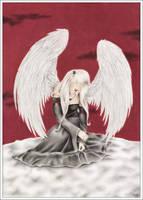 The Fallen Angel by Zindy