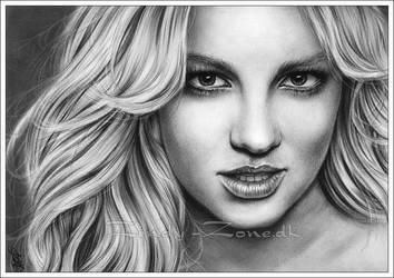 Britney Spears 2008 by Zindy