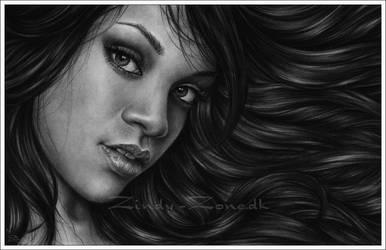 Rihanna Fenty by Zindy