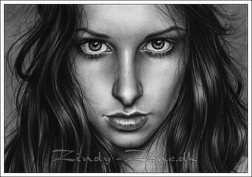 Beautiful Pauline by Zindy
