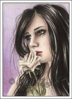 Teardrop by Zindy