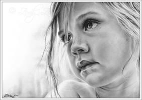 Innocent Eyes by Zindy