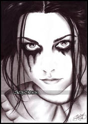 Amy Lee by Zindy