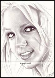 - Britney Spears - by Zindy