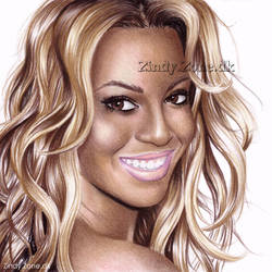- Beyonce - by Zindy