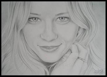 Emilie De Ravin by Zindy