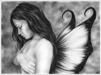 Fragile Beauty by Zindy