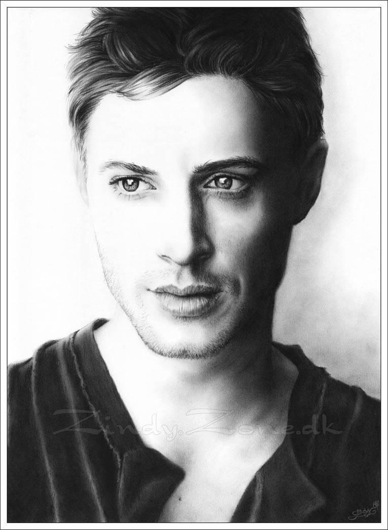 Jensen Ackles by Zindy