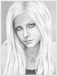Shining Star - Avril Lavigne by Zindy