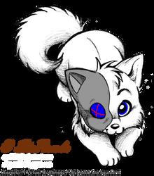Chibi Virtual Wolf by StePandy