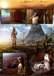 The Wolf's Essence - Page 15 by StePandy