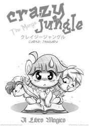 Crazy Jungle - The Manga - Inside Cover by StePandy