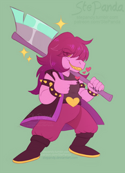 Susie by StePandy