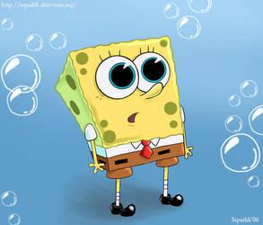 SpongeBabble by StePandy
