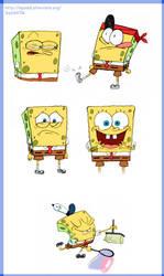 SpongeBob 4-Ever by StePandy