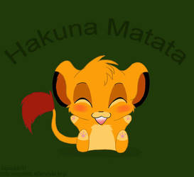 Hakuna Matata by StePandy