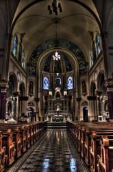 St. Hedwig Catholic Church by kelmeloo