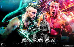 Enzo Amore and Colin Cassady 2016 Wallpaper by workoutf
