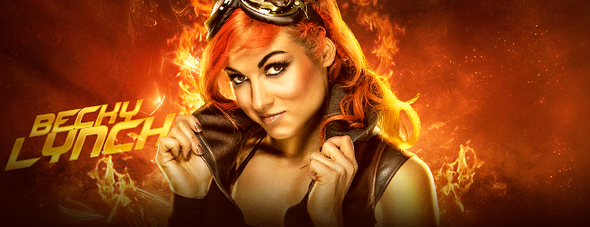 Becky Lynch by workoutf