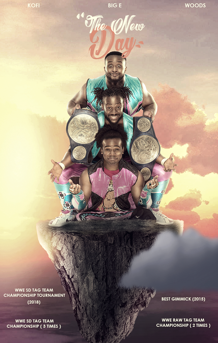 The New Day Poster by workoutf