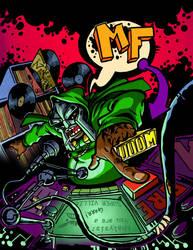 MF Doom by killerzees
