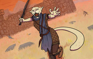 S'fara Battle by PictoShaman