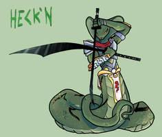 Heck'n by PictoShaman