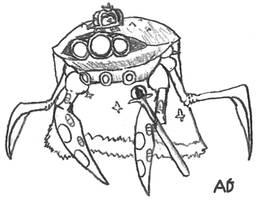 King Krab by ArgentDandelion