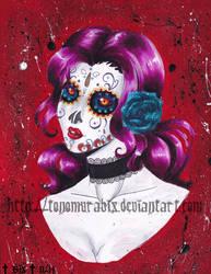 Com - Dia de los muertos by TonomuraBix