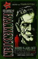 The Return of Frankenstein by 4gottenlore
