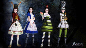 Madness Returns Costumes - I by Gelvuun