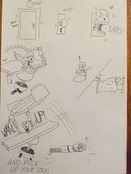 Socktale Part1 by LukewarmPsycho
