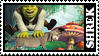 Shrek Stamp by apexigod
