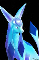 Glaceon by Clapiy